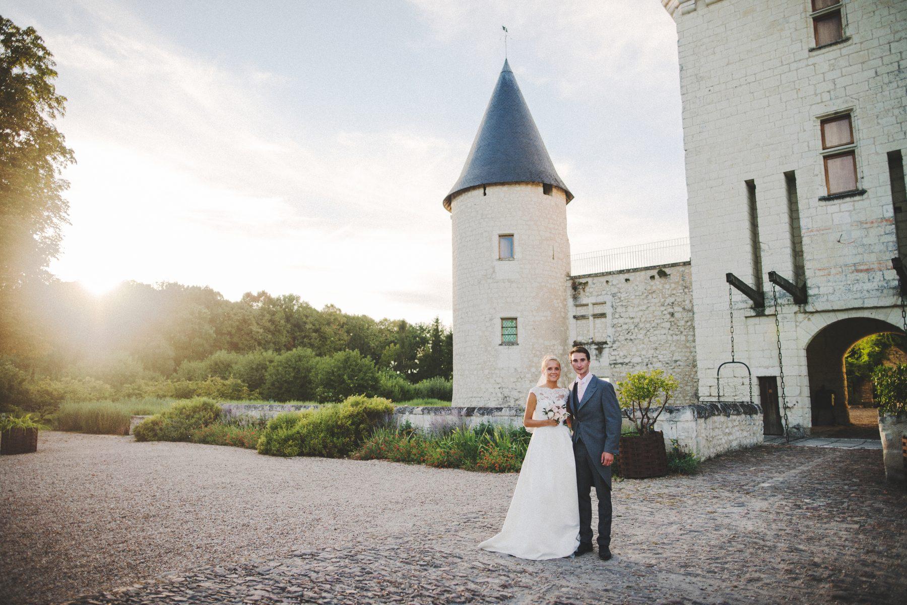 Mariage au Château du Rivau - Victoire et Alexandre